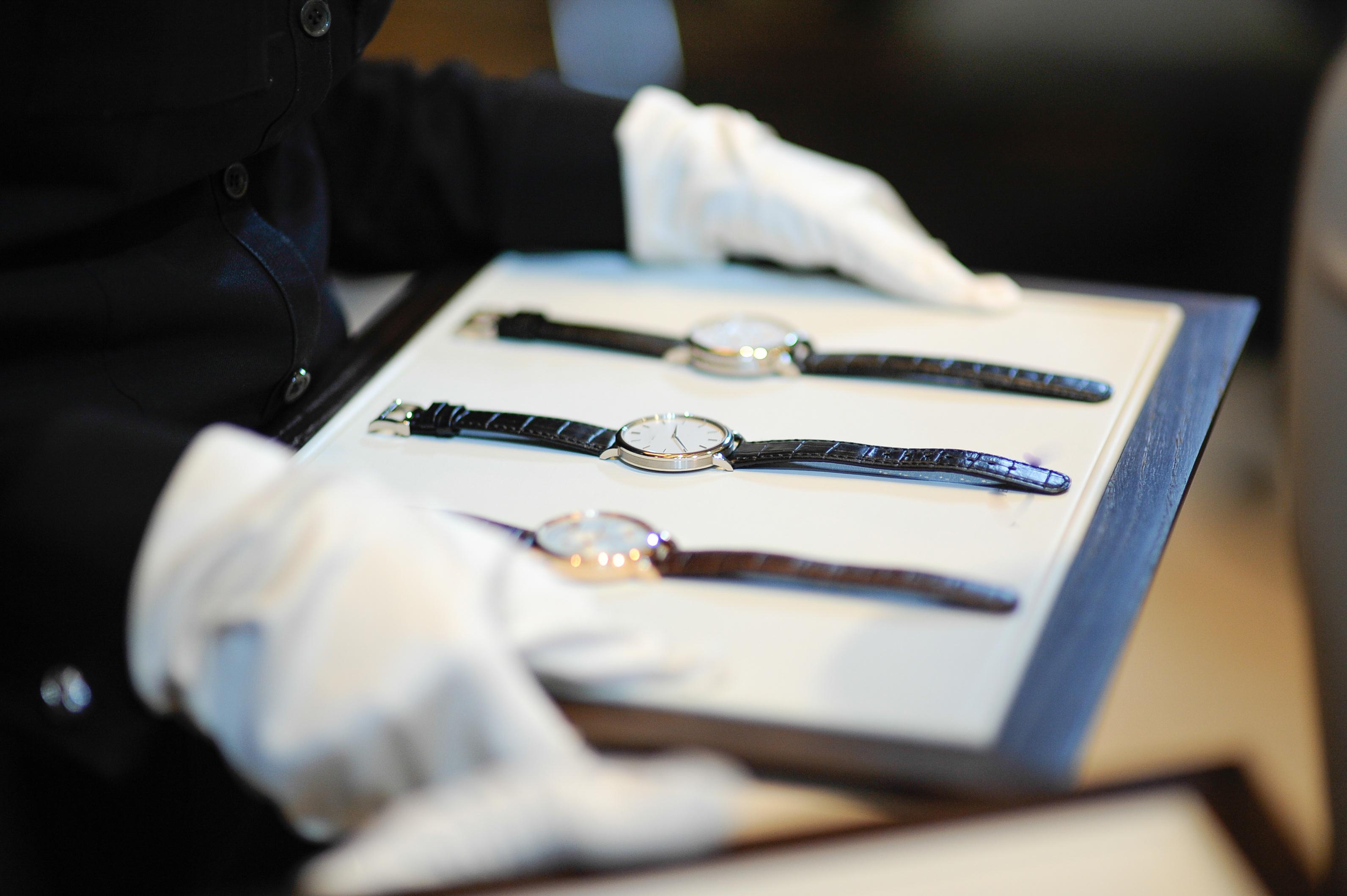 Votre montre ou votre bijou réservé