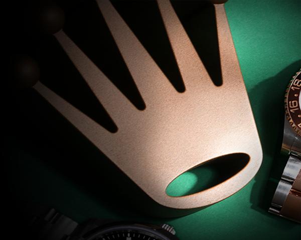 Rolex, une référence