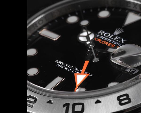 Naissance de la Rolex Explorer II