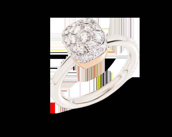 Nudo Solitaire, la version diamants