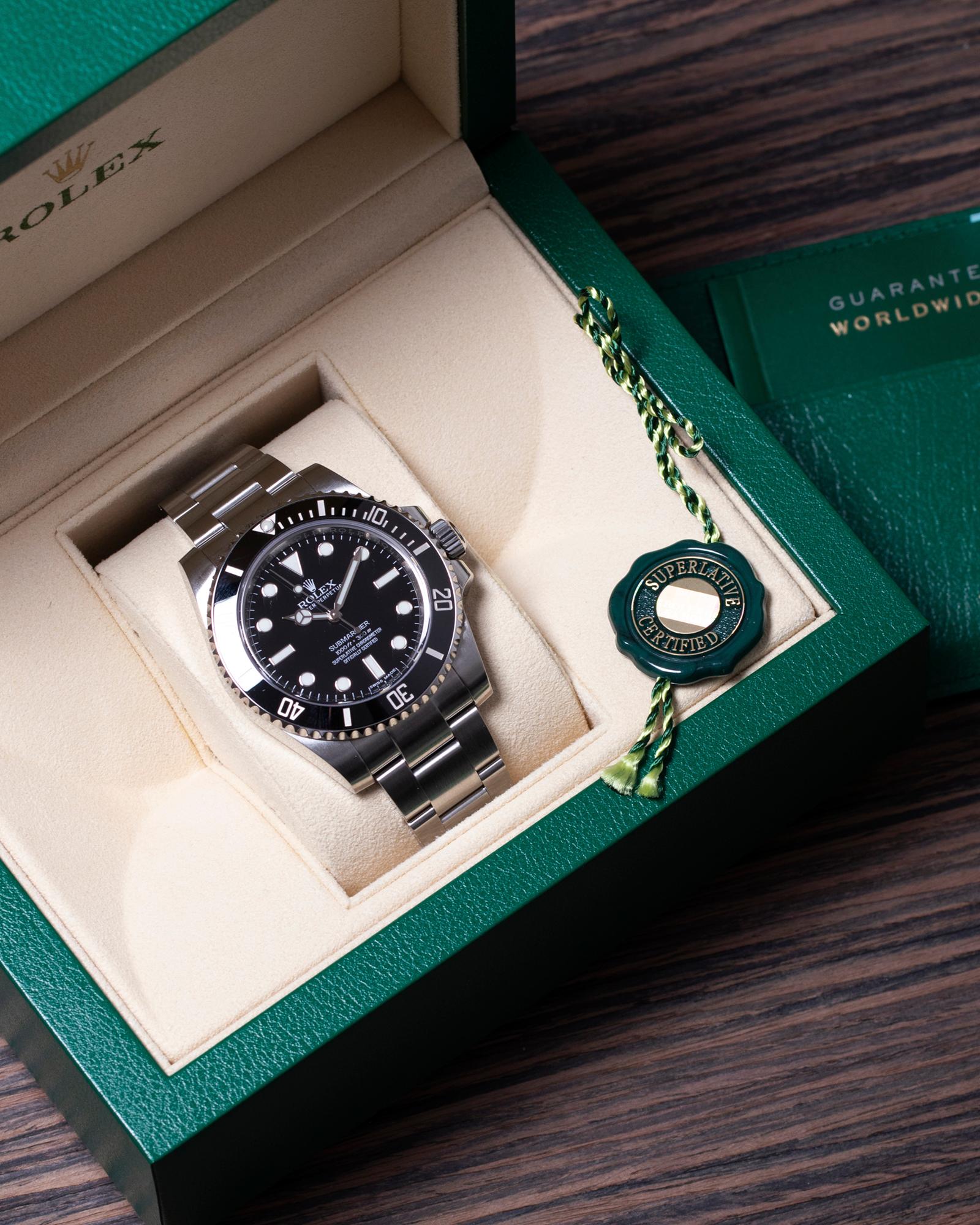 Vendre sa montre