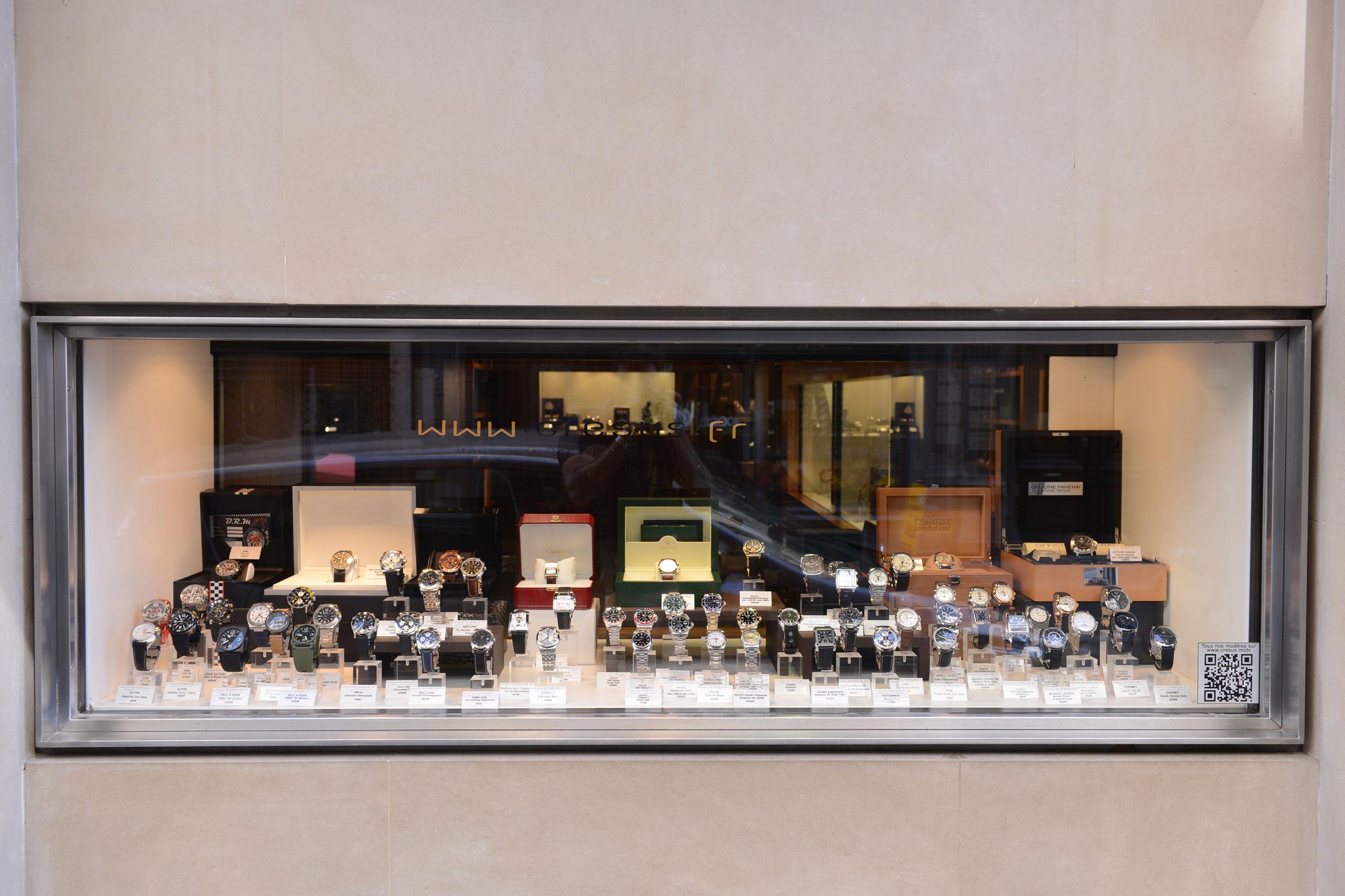 Montre De Luxe Lyon Boutique Cresus Lyon Magasin Bijoux