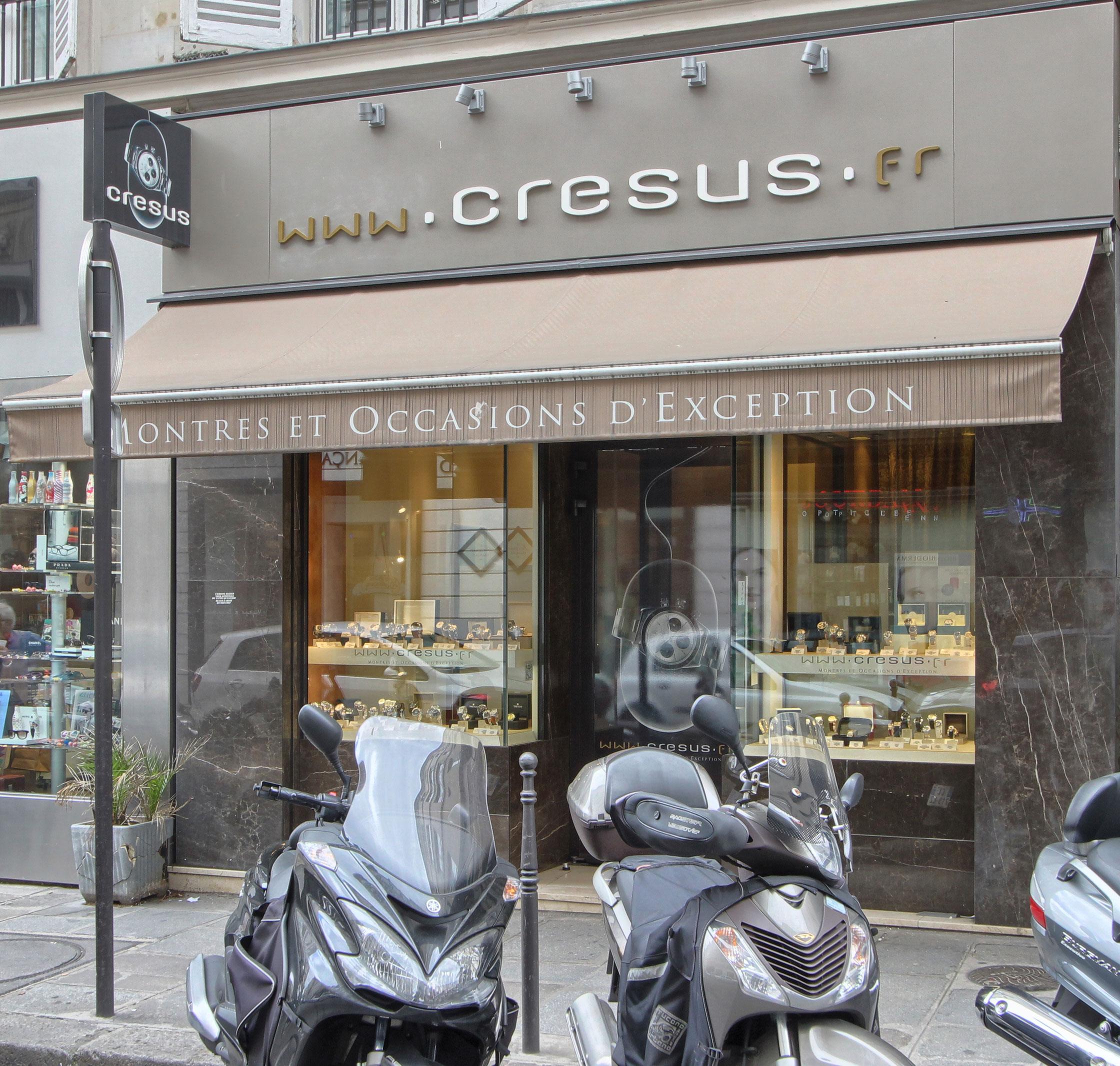 montre de luxe paris boutique cresus paris magasin bijoux paris. Black Bedroom Furniture Sets. Home Design Ideas
