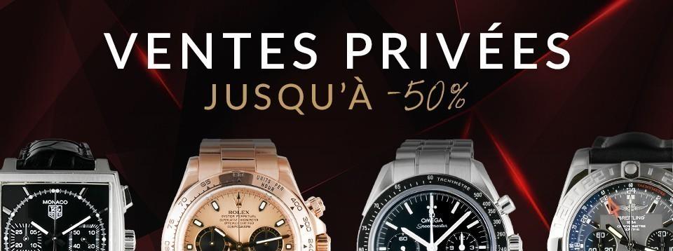 e1aab004c0 Ventes Privées Cresus - Montres de luxe et bijoux d'occasion Cresus