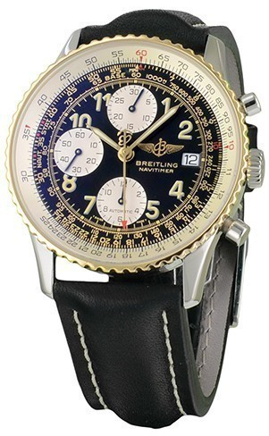 Montre Style Breitling