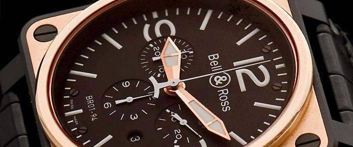 Montre Bell & Ross BR01