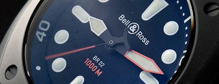 Montre Bell & Ross BR02