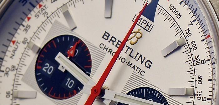 montre breitling chronomat cresus