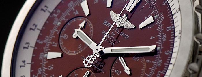 Montre Breitling for Bentley