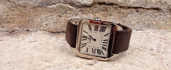 Montre d'occasion cartier