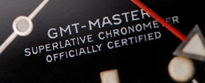GMT Master Rolex occasion