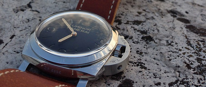 montre panerai luminor occasion