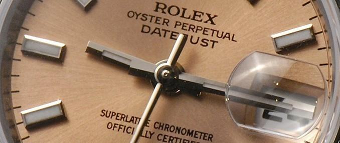 Rolex Datejust montre d'occasion