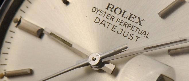 Montre Rolex Datejust cresus