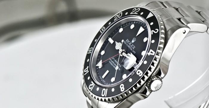 Rolex GMT Master II occasion Lyon