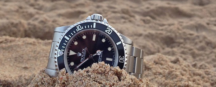 Rolex Submariner Cresus