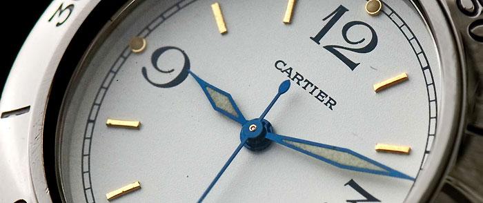Montre Cartier Pasha