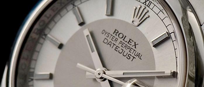 Rolex Datejust Lady cresus
