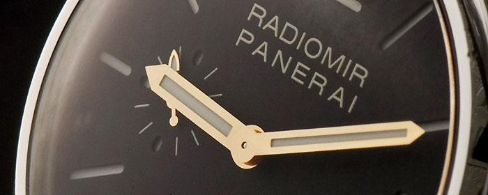 montre panerai radiomir