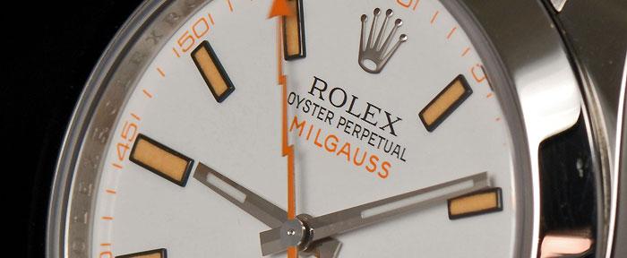 Montre Rolex Milgauss